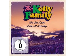 We Got Love Live At Loreley Deluxe Edition