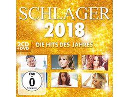 Schlager 2018 Die Hits Des Jahres