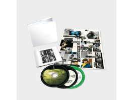 THE BEATLES WHITE ALBUM LTD 3CD DELUXE