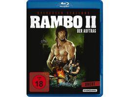 Rambo II Der Auftrag Uncut
