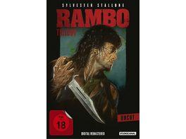 Rambo Trilogy Uncut Digital Remastered