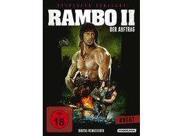 Rambo II Der Auftrag Uncut Digital Remastered