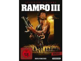 Rambo III Uncut Digital Remastered