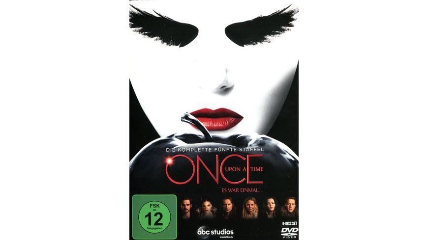 Once upon a time Es war einmal Staffel 5 6 DVDs