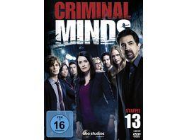 Criminal Minds Die komplette dreizehnte Staffel 5 DVDs