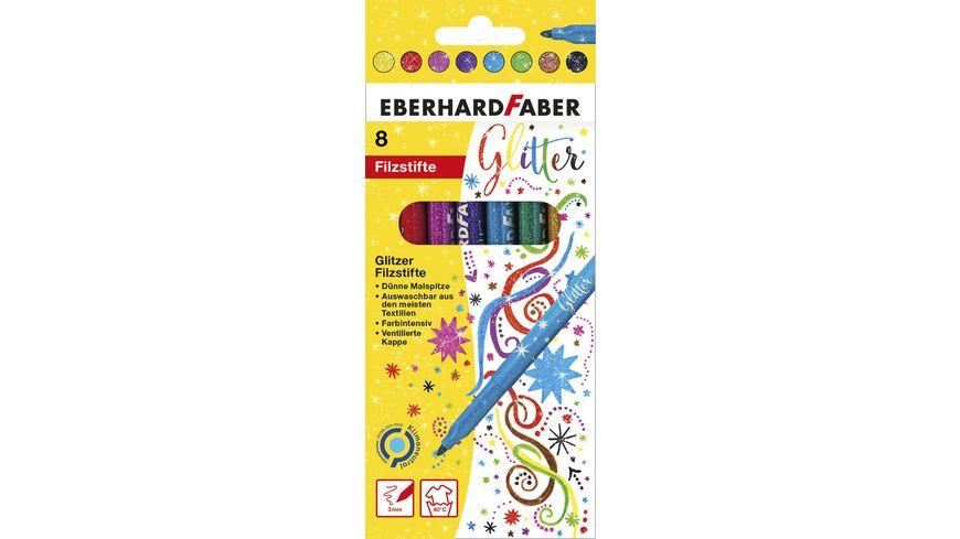 EBERHARD FABER Glitter Fasermaler