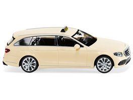 Wiking 022708 Taxi MB E Klasse S213