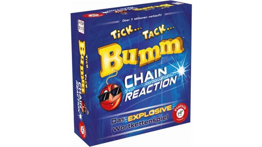 Piatnik Tick Tack Bumm Chain Reaction