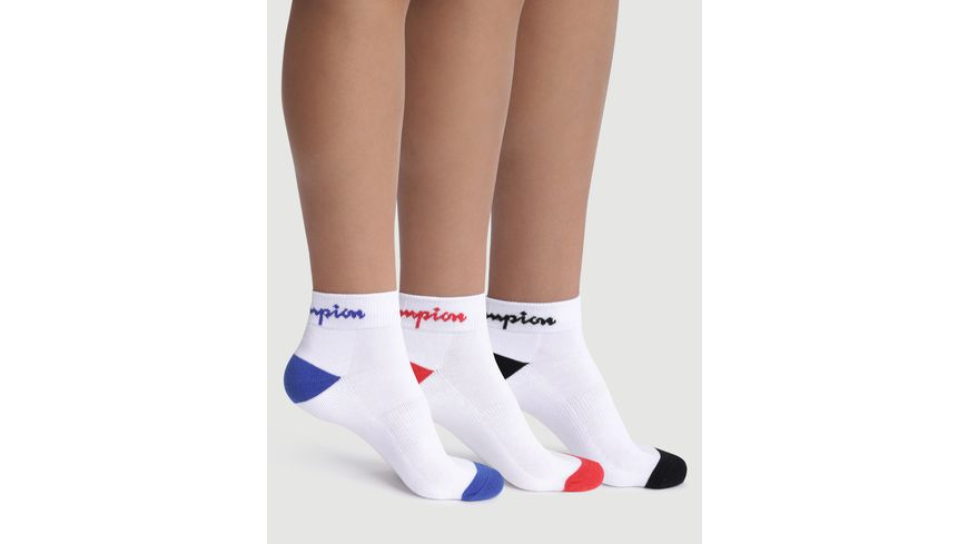 Champion Ankle Socken Performance 3er Pack