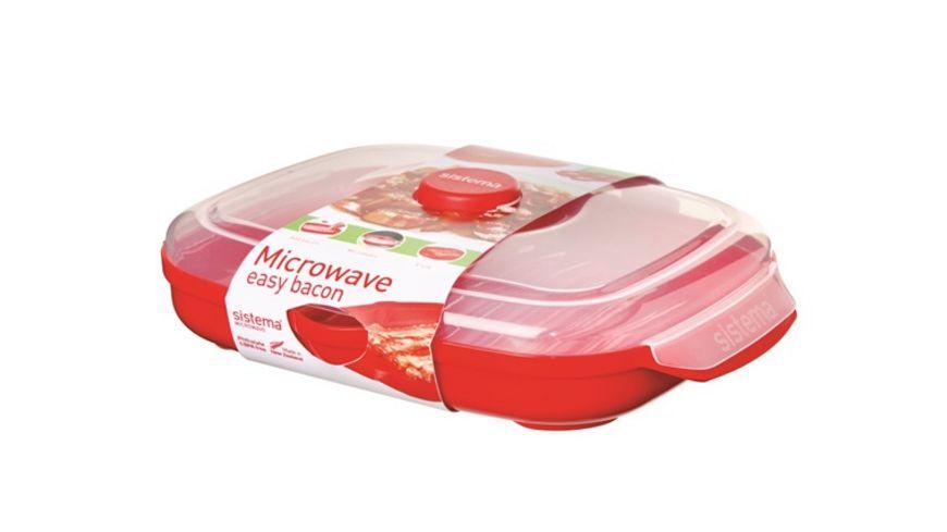Sistema Mikrowellen Easy Bacon