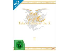 Tales of Zestiria The X Staffel 2 Episode 13 25 Limited Edition 3 BRs