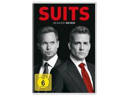 Suits Season 7 4 DVDs