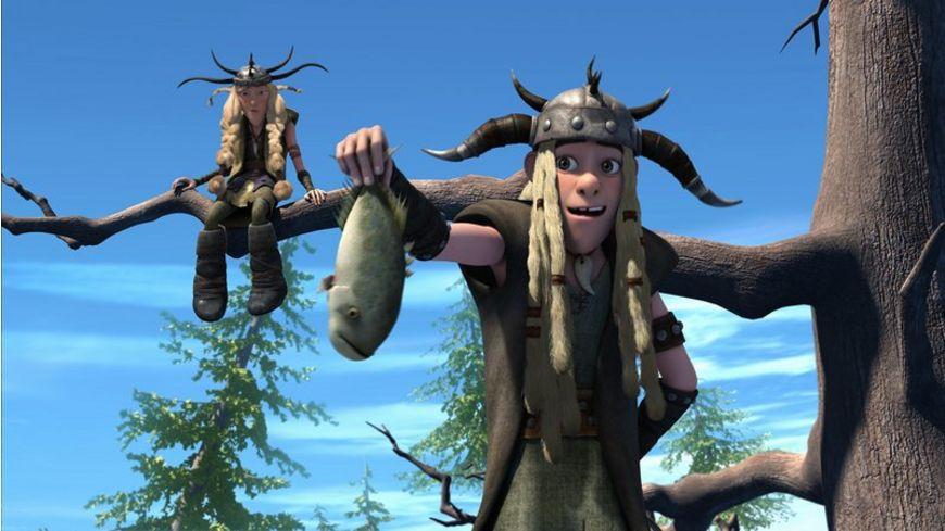 Dragons Auf zu neuen Ufern Staffel 4 Vol 1