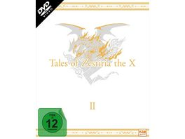 Tales of Zestiria The X Staffel 2 Episode 13 25 Limited Edition 3 DVDs