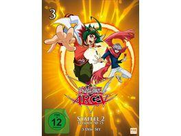 Yu Gi Oh Arc V Staffel 2 1 Episode 50 75 5 DVDs