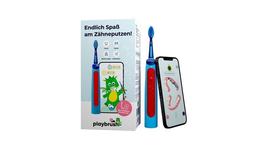 Signal Playbrush Smart Sonic Schallzahnbuerste fuer Kinder mit interaktiver App