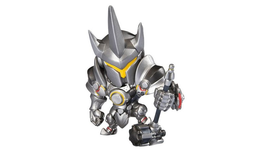 Cute but Deadly Overwatch Reinhardt Medium Figur