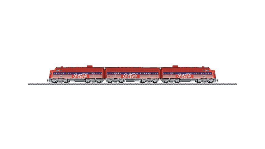 Maerklin 39622 Dieselelektrische Lokomotive F7