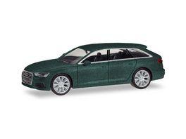 Herpa 430647 Audi A6 Avant avalongruen metallic