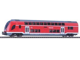 PIKO 58805 Doppelstocksteuerwagen 2 Klasse DB Regio