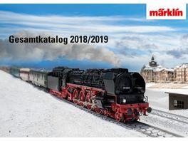 Maerklin 15761 Katalog 2018 2019 DE