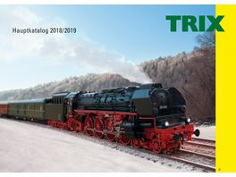 Trix 19830 Katalog 2018 2019 DE