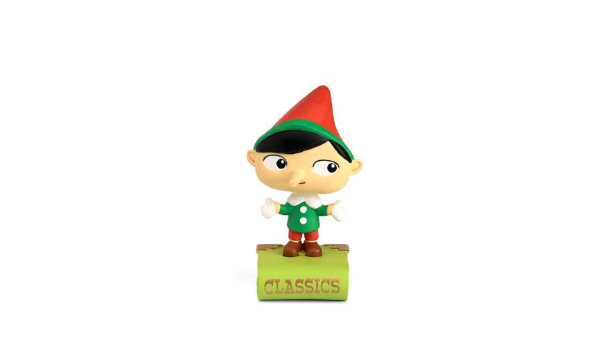 tonies Hoerfigur fuer die Toniebox Pinocchio und 4 weitere Klassiker