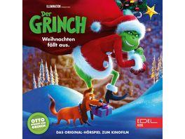Der Grinch Original Hoerspiel zum Kinofilm