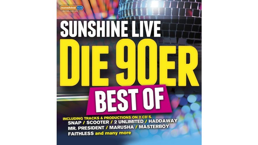 Sunshine Live Top 50
