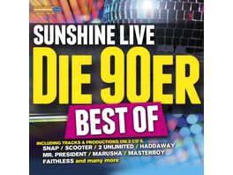 Sunshine Live Die 90er Best Of