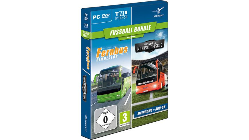 Fussball Bundle Fernbus Simulator