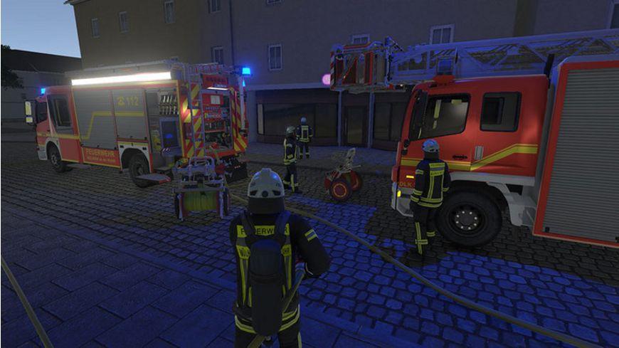 Notruf 112 Die Feuerwehr Simulation Gold