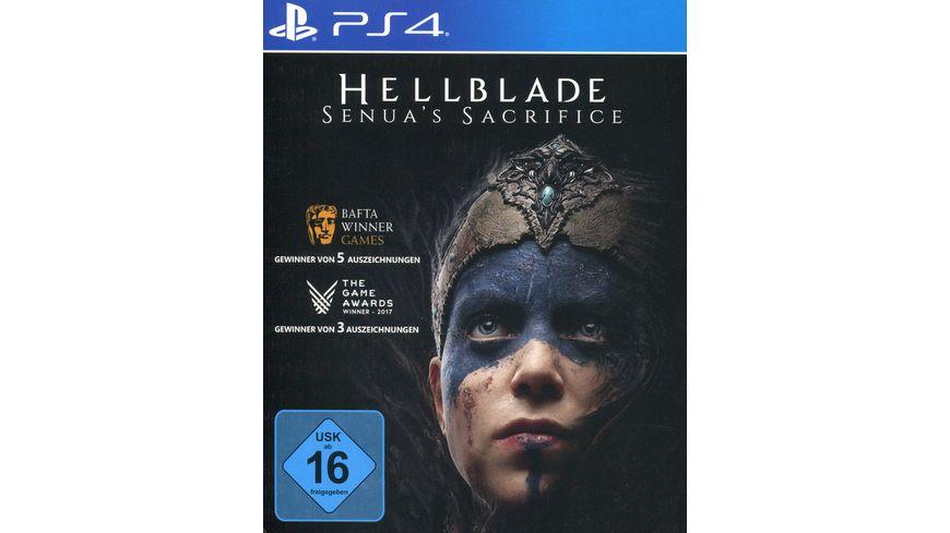 Hellblade Senua s Sacrifice