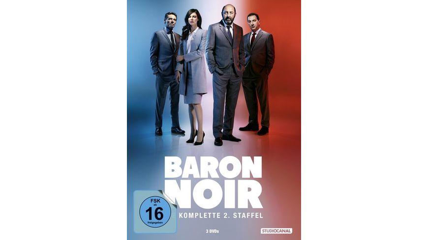 Baron Noir 2 Staffel 3 DVDs