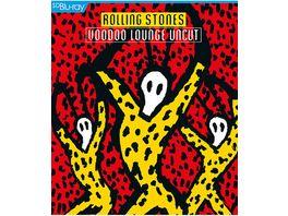 Voodoo Lounge Uncut Blu Ray