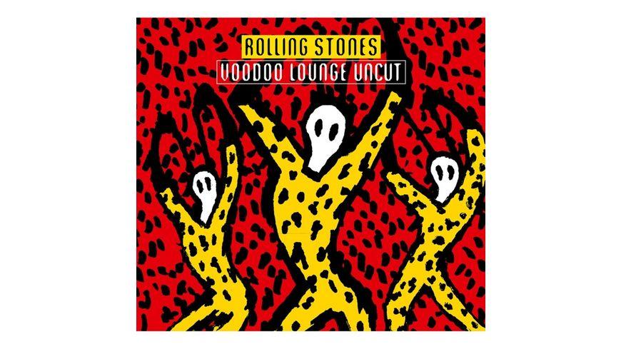 Voodoo Lounge Uncut 2CD DVD