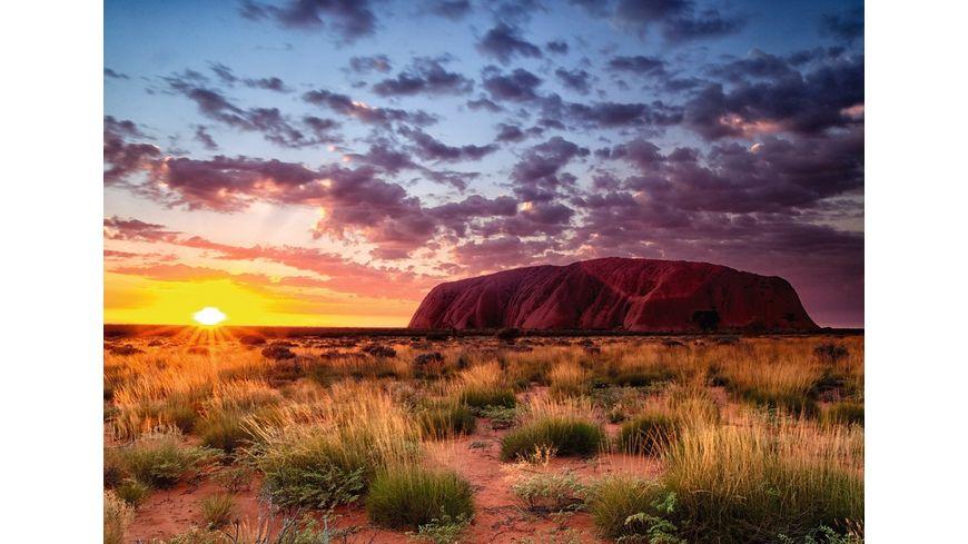 Ravensburger Puzzle Ayers Rock in Australien 1000 Teile