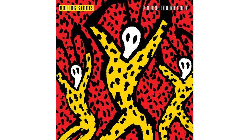 Voodoo Lounge Uncut 3LP
