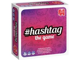 Jumbo Spiele hashtag the game
