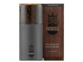 BART ROYAL NATURE S PREMIUM Bartcreme Elements