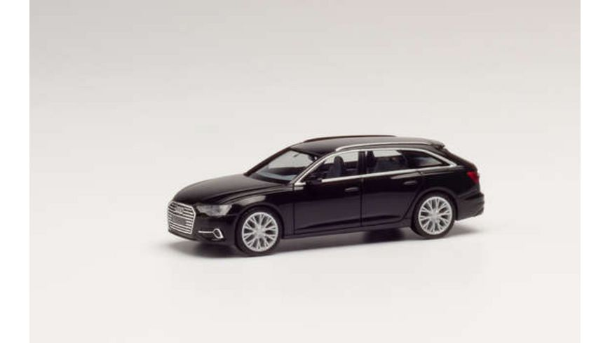 Herpa 420303 Audi A6 Avant ibisweiss