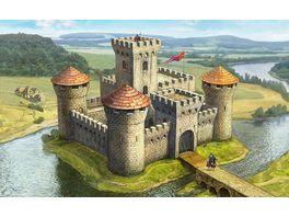 Zvezda 500788512 1 72 Mittelalterliche Burg