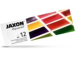 JAXON Aquarell 12 Naepfchen im Metalletui