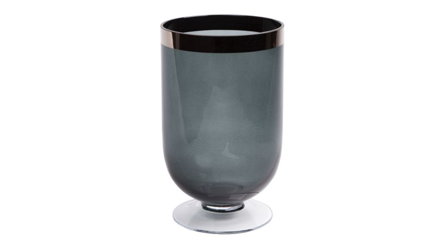 Windlicht auf Fuss Penelope S Glas