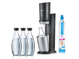 sodastream Wassersprudelgeraet Crystal 2 0