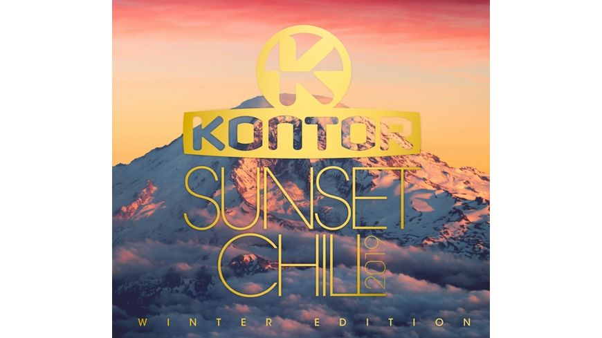 Kontor Sunset Chill 2019 Winter Edition
