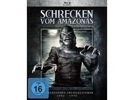 Der Schrecken vom Amazonas Die Trilogie 3 Blu rays