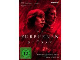 Die purpurnen Fluesse 4 DVDs
