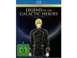 Legend of the Galactic Heroes Die Neue These Vol 1