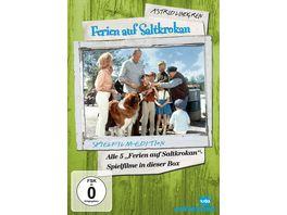 Astrid Lindgren Ferien auf Saltkrokan Sammler Edition 5 DVDs